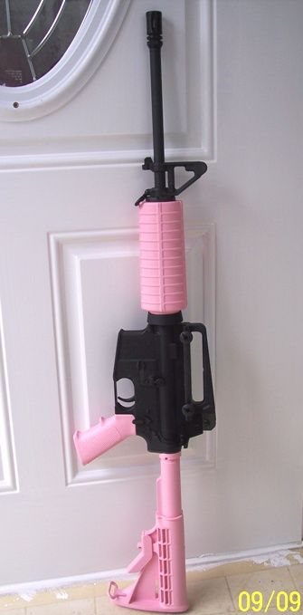 This is what I want my Ar-15 to look like.