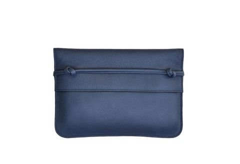 Check out the The Pouch in Denim  from von Holzhausen