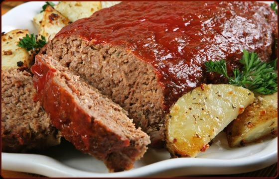 """Satisfy your inner Cajun! This bayou-inspired meatloaf gets a spicy kick from the addition of Louisiana-style hot sauce and incorporates the famous """"Holy Trinity"""" of onion, bell pepper, and celery. We used the milder Crystal hot sauce in this recipe"""