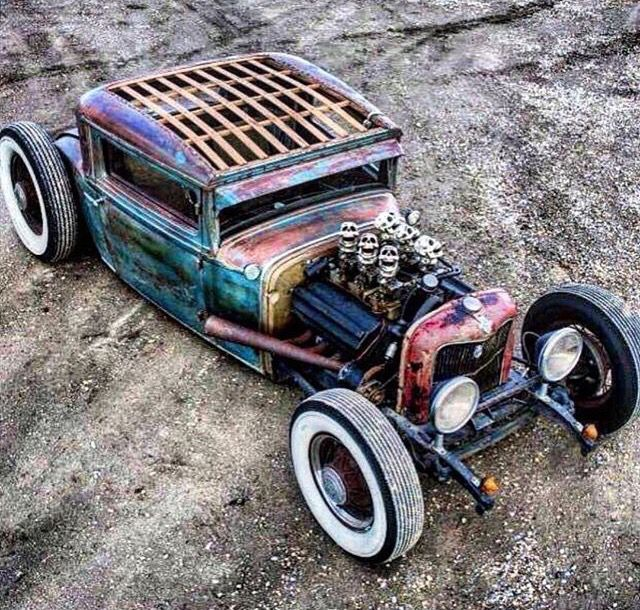 Best Classic Cars Rat Rods Custom Rides Images On