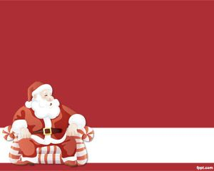 Santa Image PowerPoint is a nice Santa powerpoint template with Santa Claus Image that you can use to make Christmas PowerPoint presentations