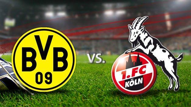 K.O 20.30 Borussia Dortmund vs Köln live streaming via Mobile Android IOS Iphone and PC Free HD SD http://ift.tt/2pedqMP Bundesliga Favorite Match