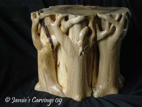 Images about wood art on pinterest tree stumps