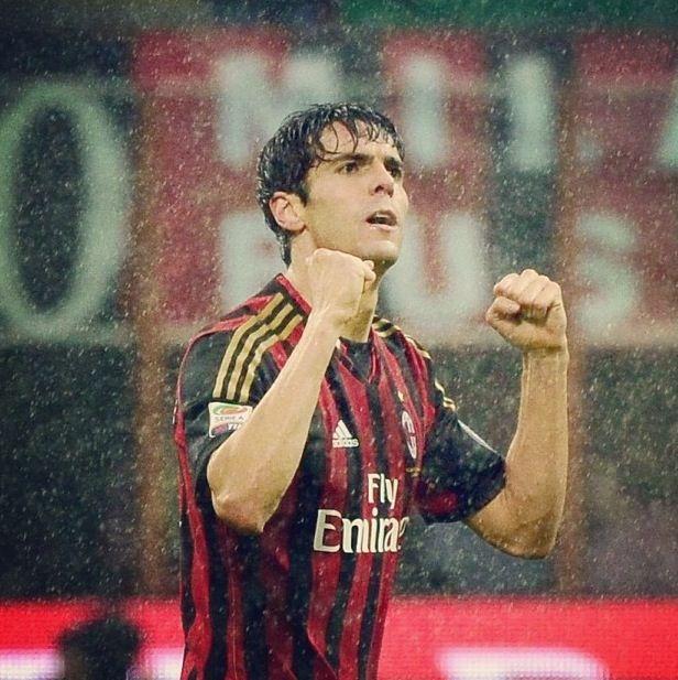 Ricardo kaka is BACK  AC Milan
