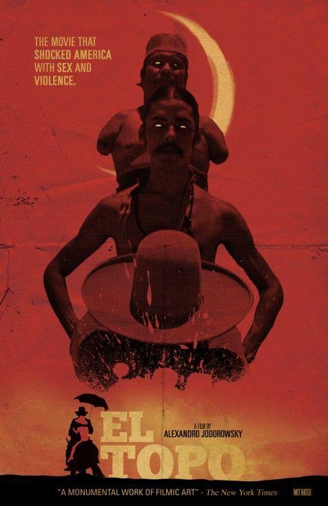 El Topo (1970)  - Alejandro Jodorowsky