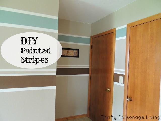 best 20 painting horizontal stripes ideas on pinterest. Black Bedroom Furniture Sets. Home Design Ideas