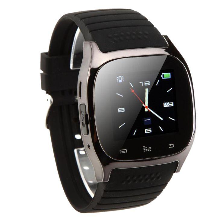Thermometer Höhenmesser Wasserdichte Intelligente Uhr, Toobur ORIGINAL M26 Smartwatch 230 mAh Batteriekapazität Schrittzähler Telefon Buch Uhr //Price: $US $28.00 & FREE Shipping //     #smartuhren