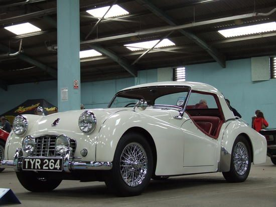 Best Triumph Cars Images On Pinterest Vintage Cars Triumph