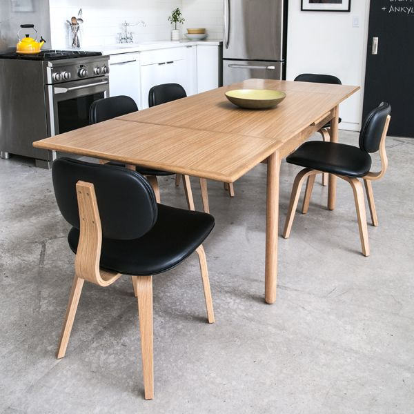 The Gus Modern Portage Extension Dining Table A Perfect For Spaces