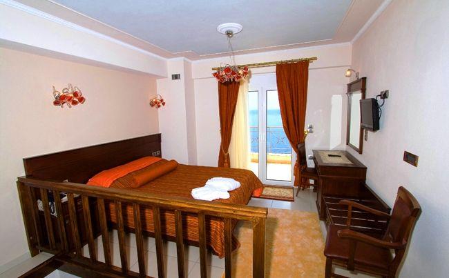 Τα δωμάτια μας - Μεζονέτα - http://www.ilia-mare.gr/mezonete