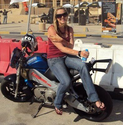 Harley-Davidson Middle East Africa Rally - Bahrain #buell