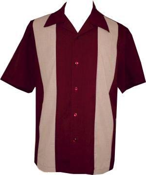 Retro Bowling shirt CHS-28