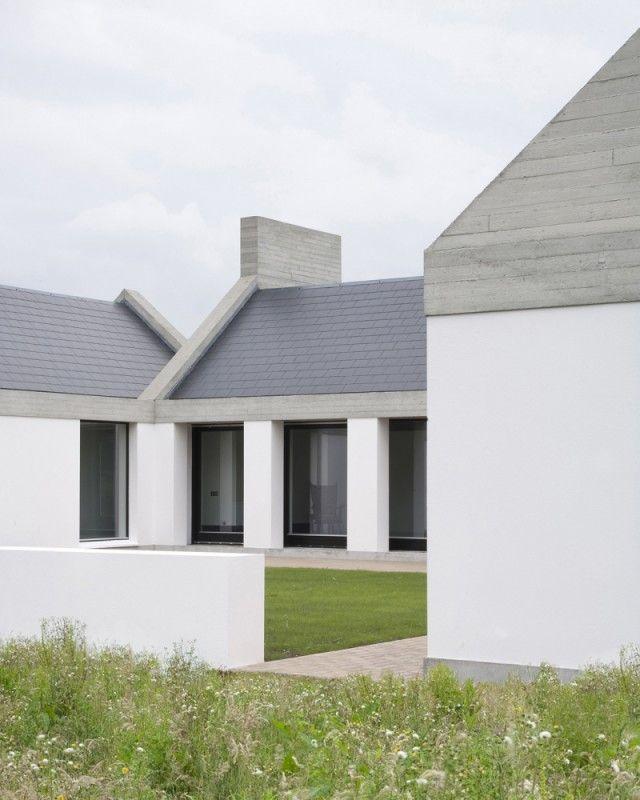 farm style but very modern house