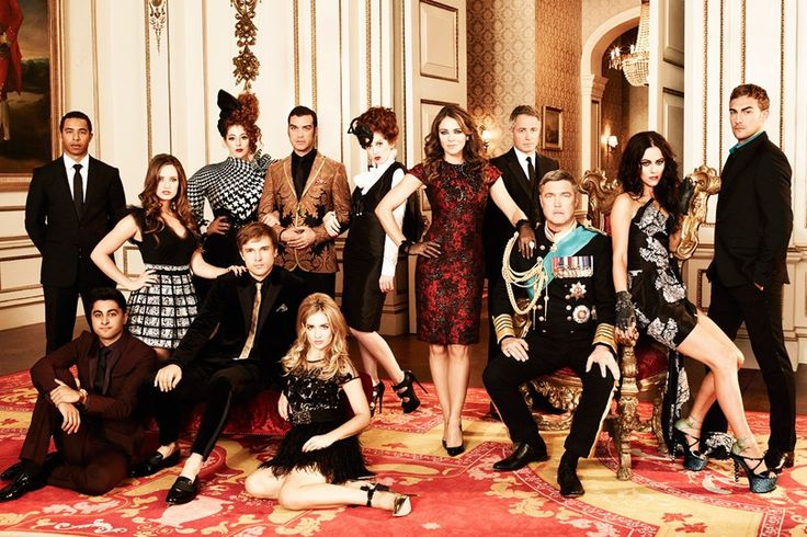 The Royals TV Show - Elizabeth Hurley, cast & characters - Episode 1 Review & recap - Tatler