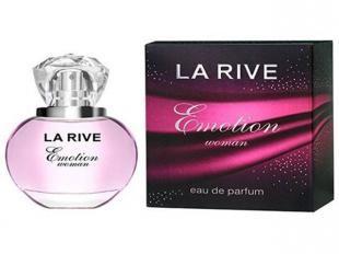 La Rive Emotion Woman Perfume Feminino - Eau de Parfum 50ml de R$ 38,90 por R$ 35,01