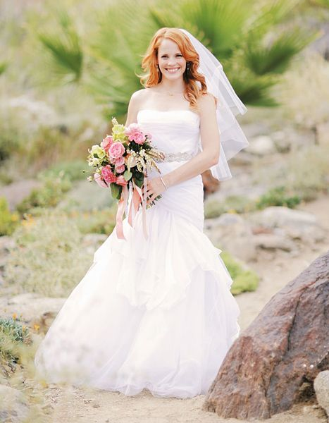 Katie Leclerc - The 2nd most beautiful bride in the history of the universe just after my own imaginary bride in my dreams that will never exist!