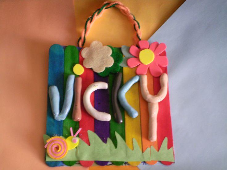 Cuadro con plastilina manualidades pinterest - Manualidades con cuadros ...