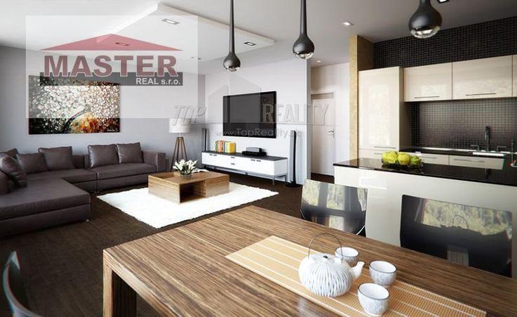 Predaj 3 izbový byt 64 m2 /Prievidza Zapotôčky/ :: TOP Reality