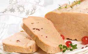 Foie gras de canard au Cooking Chef