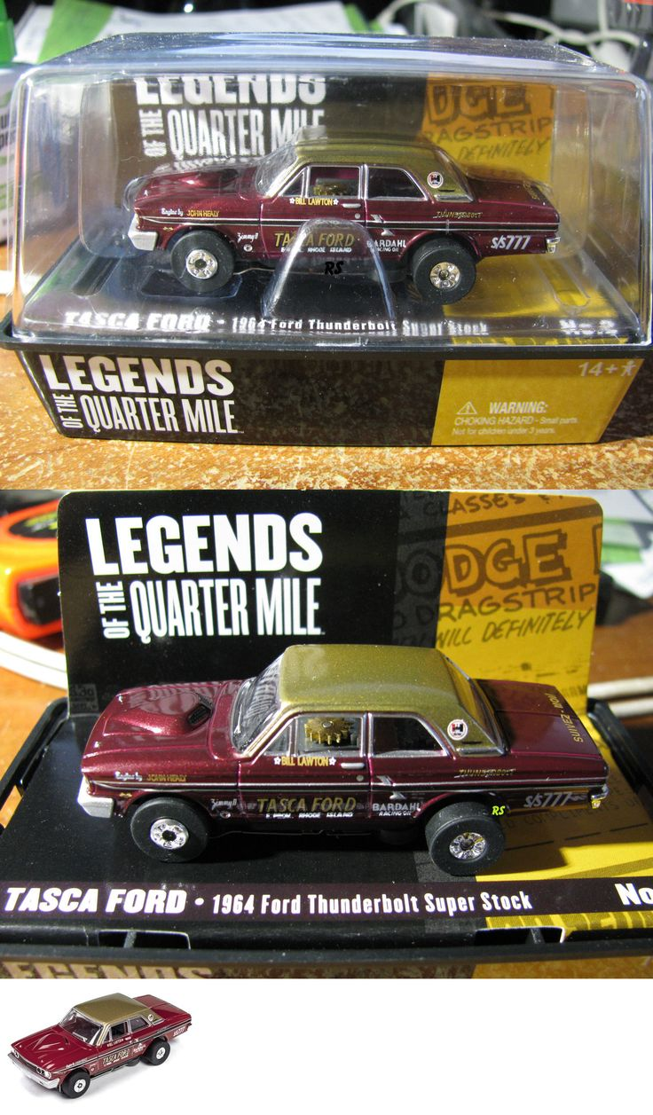 1970-Now 2619: Aw Afx Aurora T-Jet Legends Of The 1 4 Mile Tasca Ford Ho Slot Car In Cube -> BUY IT NOW ONLY: $34.99 on eBay!