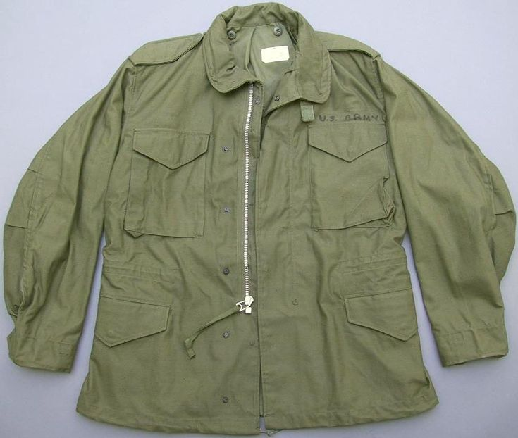 Vietnam - Equipment and Uniform M65 field jacket
