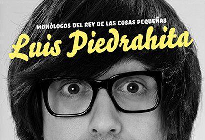 Monólogo de Luis Piedrahita en Valencia