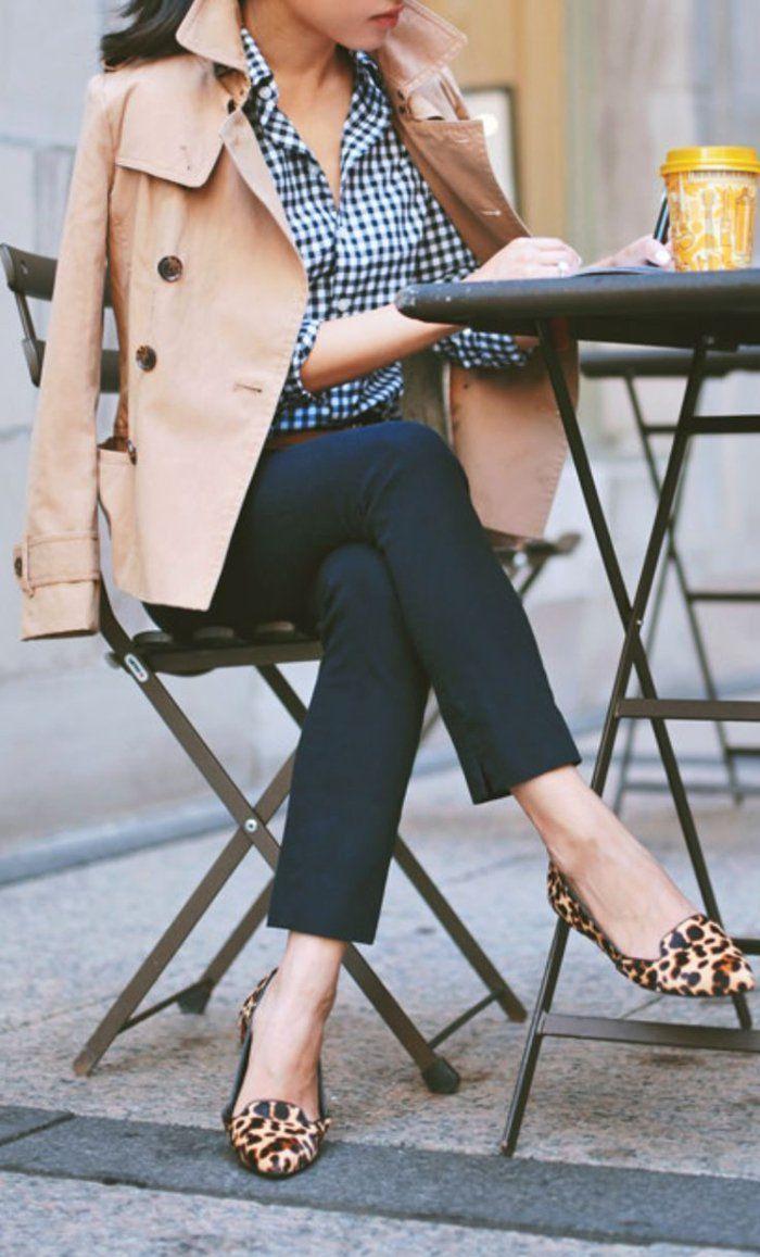 les 25 meilleures id es de la cat gorie tenue chic femme sur pinterest mode tenue femme et. Black Bedroom Furniture Sets. Home Design Ideas