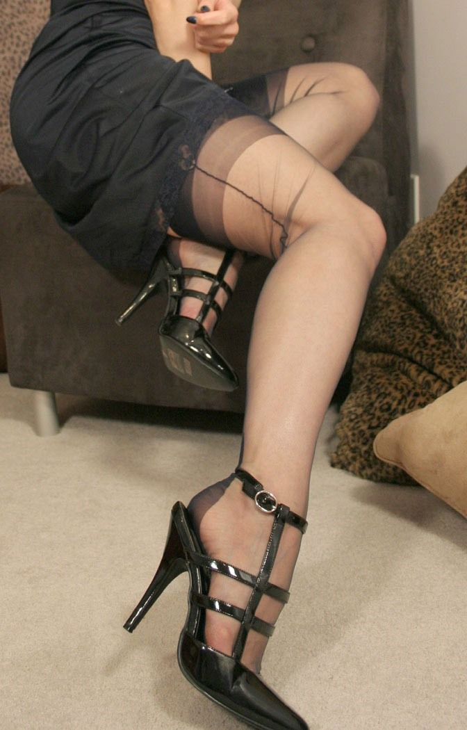 Whore In Stockings 28