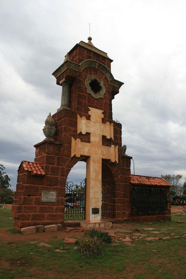 Misión Jesuita SANTO TOME CORRIENTES ARGENTINA