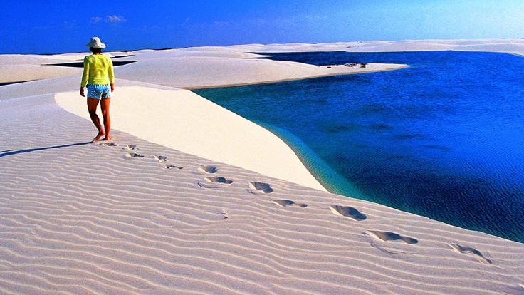 Image result for Lencois Maranhenses National Park, Brazil