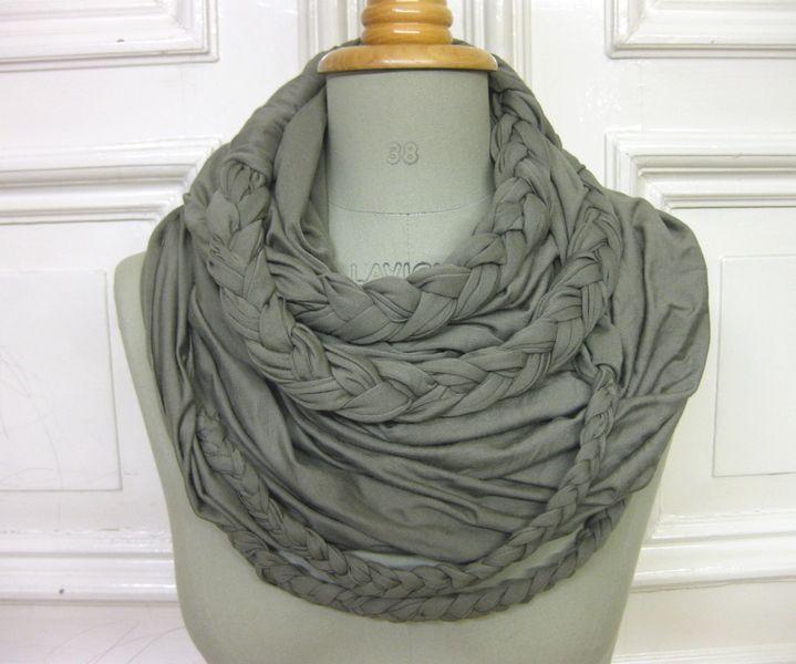 Wonderful scarf.