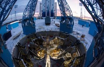 Vostochny cosmodrome builders to continue work during New Year holidays - http://www.therussophile.org/vostochny-cosmodrome-builders-to-continue-work-during-new-year-holidays.html/