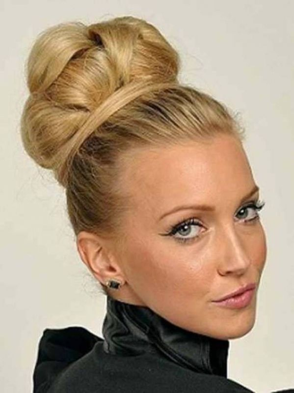 Hair for Wedding Guest Ideas: Easy and Fast Check more image at http://bybrilliant.com/891/hair-for-wedding-guest