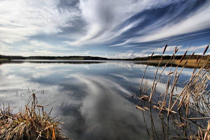 Ladyburn Lake, Hauxley taken  by © Neil Stalker