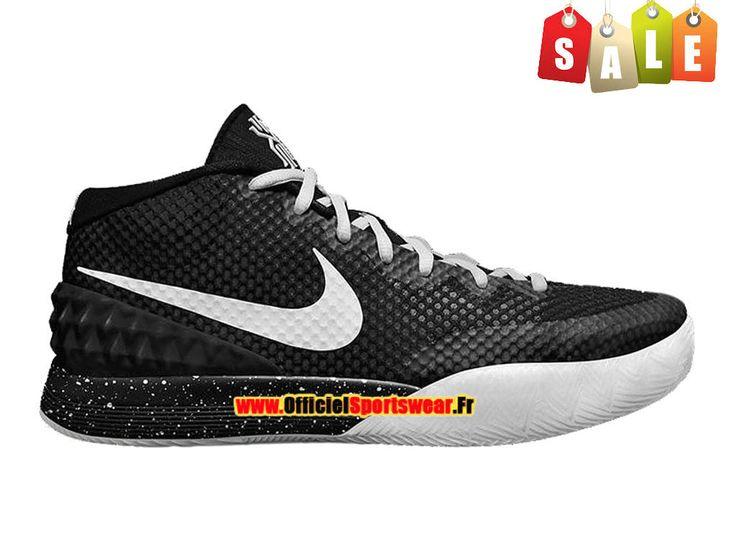 Nike Kyrie 1 iD - Chaussure de Basket-ball Pas Cher Pour Homme Noir/