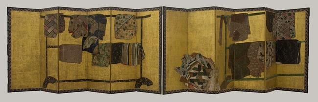 """Tagasode (""""Whose Sleeves?"""") [Japan] (62.36.2-3)   Heilbrunn Timeline of Art History   The Metropolitan Museum of Art"""