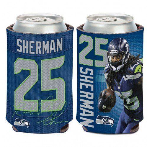 Seattle Seahawks Richard Sherman Can Cooler