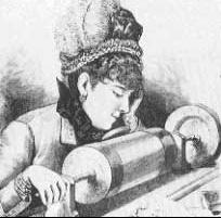 Edison: el genio que alumbró al mundo. Clic en la imagen para ver el artículo.