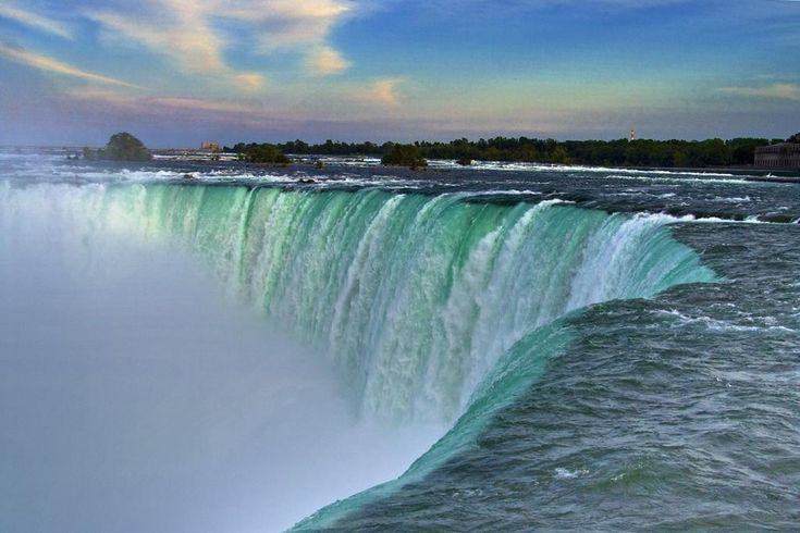 Ниагарский водопад, США, Канада - ПоЗиТиФфЧиК - сайт позитивного настроения!
