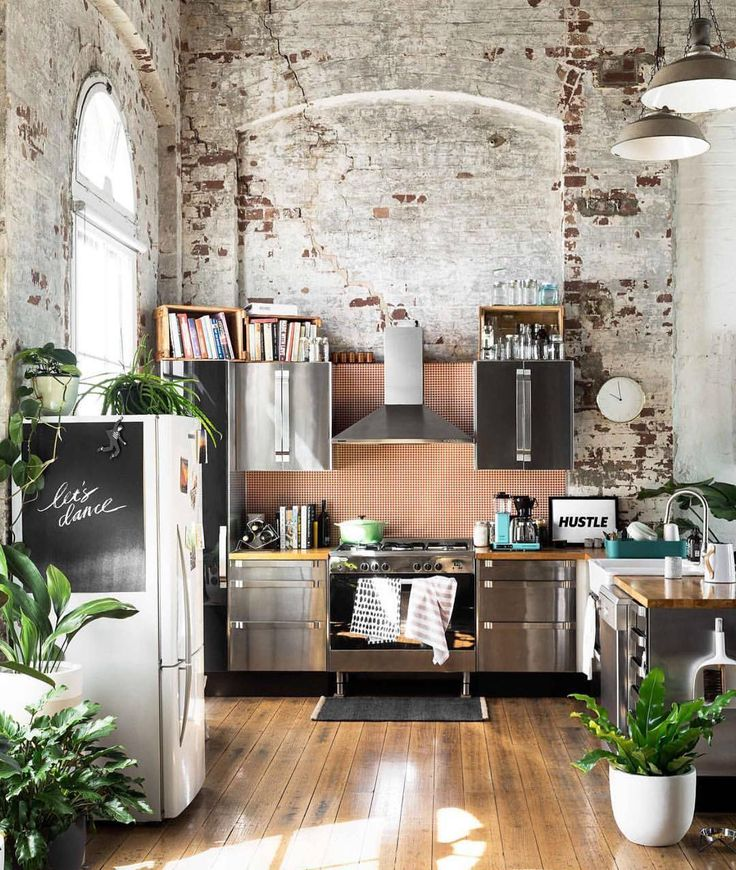 In Pursuit Of Pink: 12 Kitchens That Knock It Out Of The Park Awesome Ideas