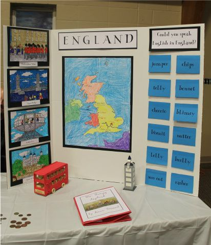 Geography Fair