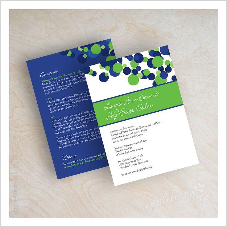 Dark Blue Wedding Invitations: 35 Best Images About Dark Blue & Green Wedding On