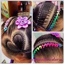 Imagen Relacionada Peinados Que Me Gustan Peinados Infantiles