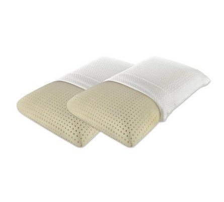 the comforpedic phenom pillow by beautyrest 2 pack with proprietary air cool memory foam air
