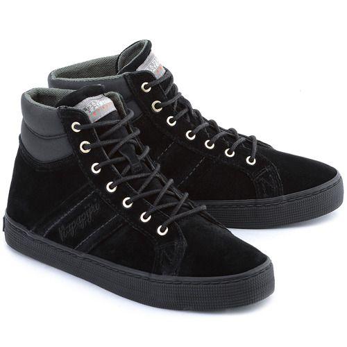 Ellen Czarne Zamszowe Trzewiki Damskie 11743715 N00 Dream Shoes Shoes Top Sneakers