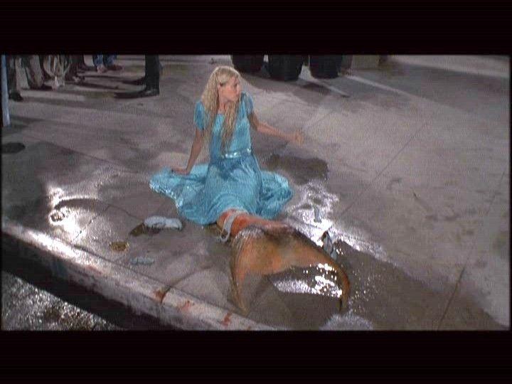 Daryl Hannah Splash Mermaid Tail 70 best Splash ...