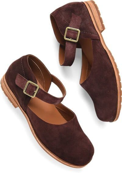 5cb59643653 We  3 these grown-up mary janes by  kork-ease The Bellota style offers a  wider fit at the forefoot yet a snug at the heel.