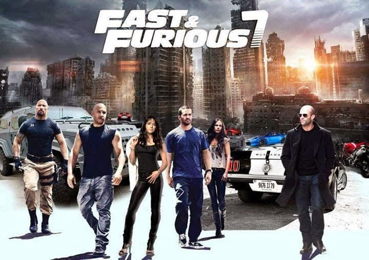 玩命關頭 7 (Fast & Furious 7)
