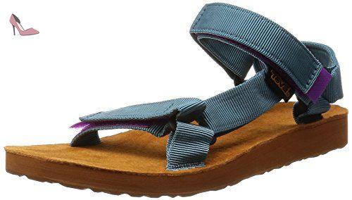 Teva Original Universal Backpack Womens Sandal De Marche - SS16 - 39 - Chaussures teva (*Partner-Link)