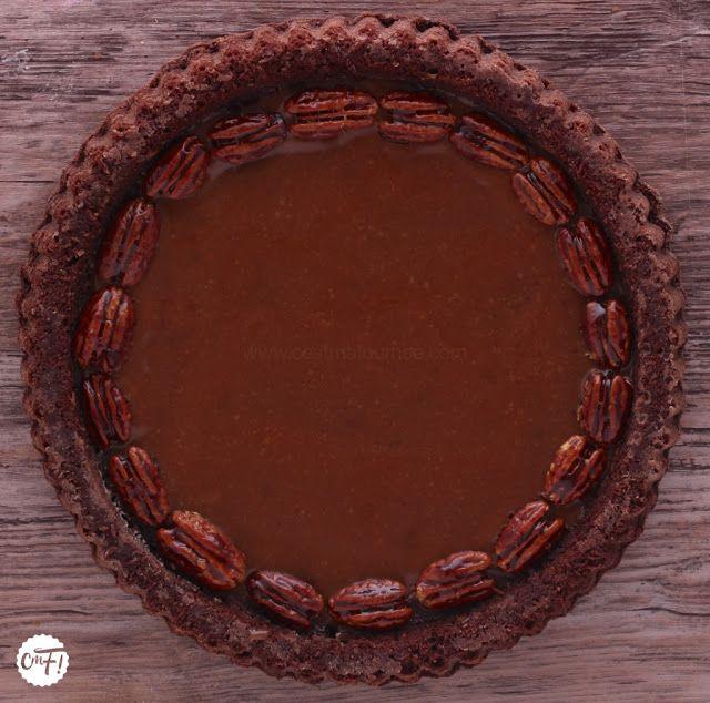 C'est ma fournée !: Le brownie au caramel beurre salé